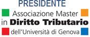 Avvocato Betti presidente Associazione Master di Diritto Tributario dell'Università di Genova